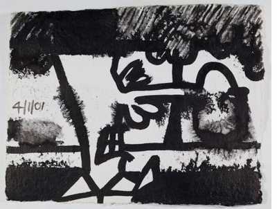 Saturday, May 11: Carroll Dunham and Jerry Saltz at 192 Books, New York