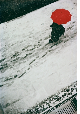 Featured image is reproduced from 'Saul Leiter: All about Saul Leiter.'