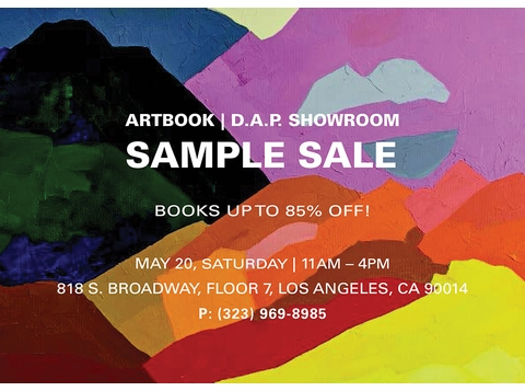 Save up to 85% at our L.A. Sample Sale!