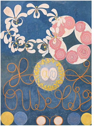 Science and spirit, mind and matter in 'Hilma af Klint: Paintings for the Future'