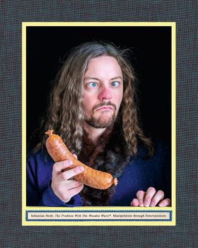 Sebastian Neeb: The Problem with the Wooden Wurst