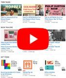 See Book Reviews, Trailers and Flip-Through Videos on our new YouTube Channel!
