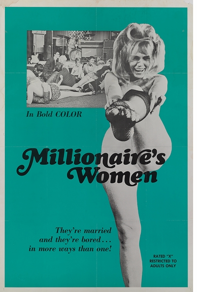 Sex Still Sells! 'X-rated: Adult Movie Posters of the 60s and 70s'