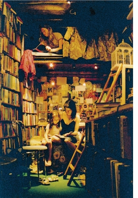 Featured image is reproduced from <I>Shakespeare and Company, Paris</I>.