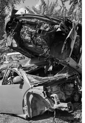 Featured image is reproduced from <i>Shannon Ebner: Auto Body Collision</i>.