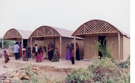 Featured image is reproduced from <I>Shigeru Ban: Humanitarian Architecture</I>.