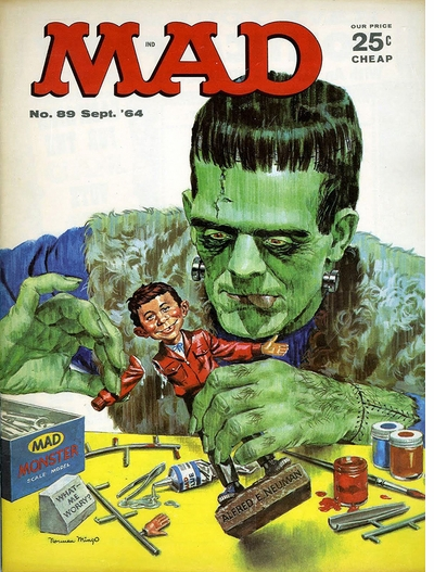 SHIPPING NOW! 'Frankenstein: The First Two Hundred Years'