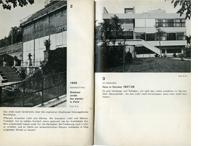 Featured image is reproduced from 'Sigfried Giedion: Liberated Dwelling.'