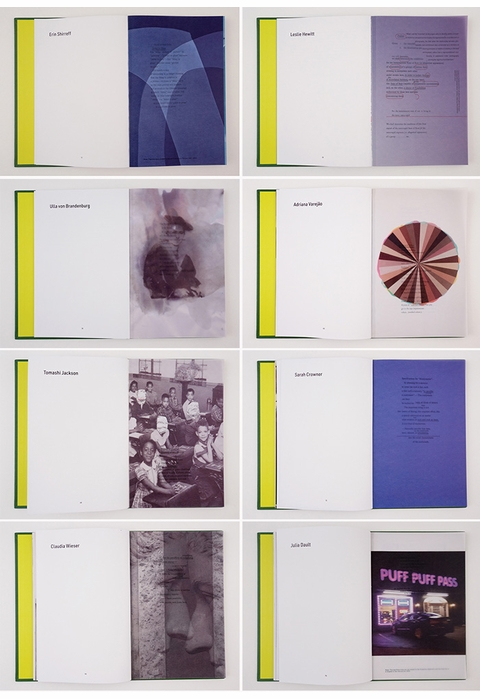 Siglio to launch 'Hinge Pictures: Eight Women Occupy the Third Dimension' at Printed Matter