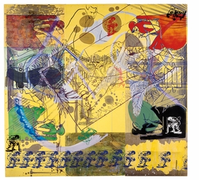 """Featured image is reproduced from <a href=""""http://www.artbook.com/9781935202615.html"""">Sigmar Polke: We Petty Bourgeois!</a>"""