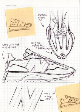 Featured image is reproduced from 'Sneakers Unboxed'.
