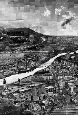 Featured image is reproduced from 'Sohei Nishino: Water Line.'
