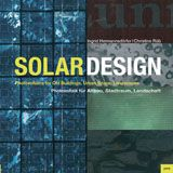 Solar Design: Photovoltaics for Old Buildings, Urban Space, Landscapes