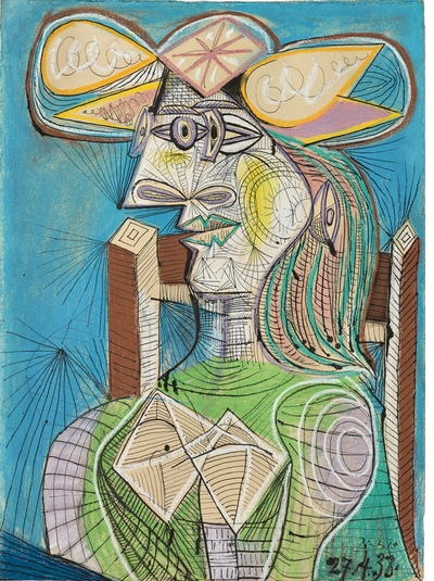Some much-needed inspiration in the pure creativity of 'Picasso and Paper'