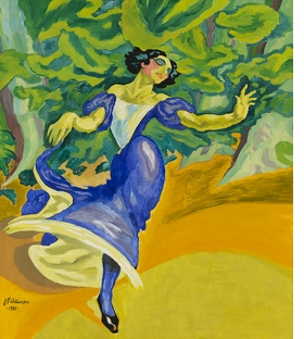 Featured image is reproduced from 'Staging Nature and Life: The Late Works of Ernst Ludwig Kirchner and Jens Ferdinand Willumsen.'