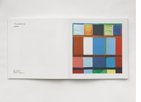 Featured spread is reproduced from 'Stanley Whitney: In the Color.'