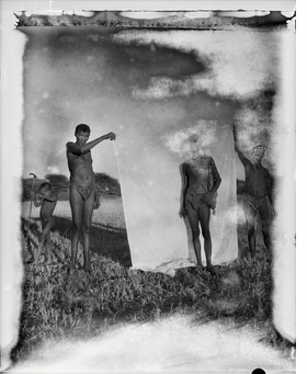 Featured image is reproduced from 'Stephen Dupont: Fucked Up Fotos'.