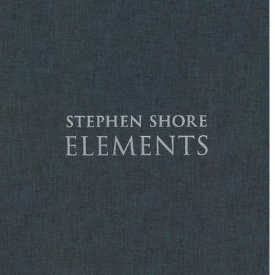 Stephen Shore to launch 'Elements' at 303 Gallery