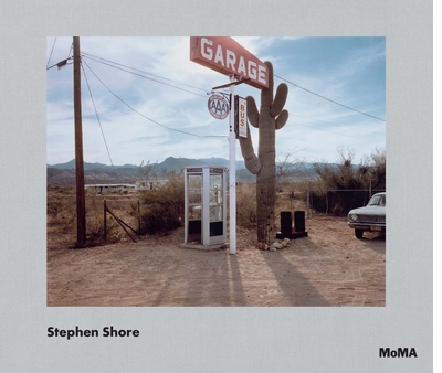 Stephen Shore signing at The Strand