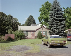Featured image is reproduced from <I>Stephen Shore: The Hudson Valley</I>.