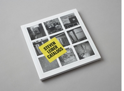 'Steven Leiber Catalogs' Discussion & Exhibition at Printed Matter