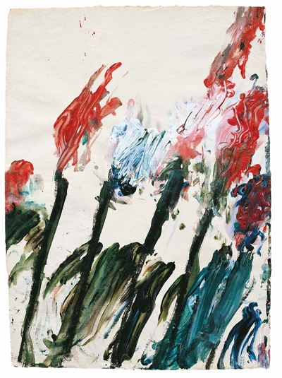 Still the best: 'The Essential Cy Twombly'