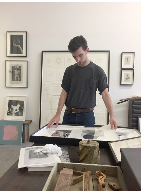 Stonewall Museum & Archives presents 'Lifelines' artist Eric Rhein and curator Paul Michael Brown in conversation