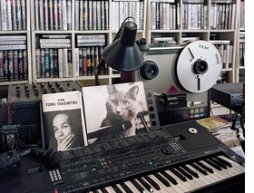 Featured image is reproduced from 'Studio: Remembering Chris Marker.'