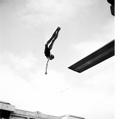 Suburban, exotic, utterly private, boisterously public, a threat or a blessing: 'The Swimming Pool in Photography'