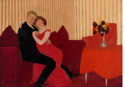 Surprising 'Félix Vallotton' is on view at The Met