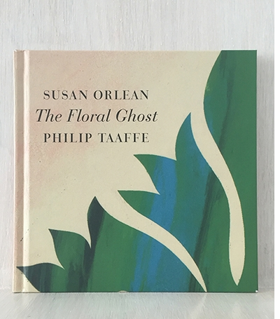 Susan Orlean & Philip Taaffe Launch 'The Floral Ghost' at Rizzoli
