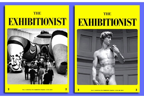 Swiss Institute Launches 'The Exhibitionist'