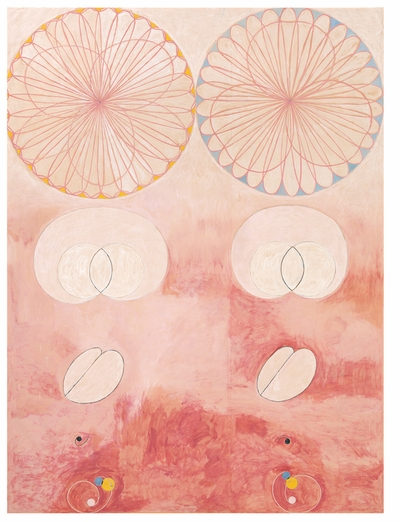 Symbols are like doors to other dimensions in 'Hilma af Klint: Artist, Researcher, Medium'