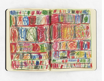 Take a page from Stanley Whitney's 'Sketchbook'