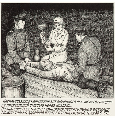 Tales from the Gulag