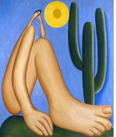 Tarsila do Amaral, cannibal of Modernism