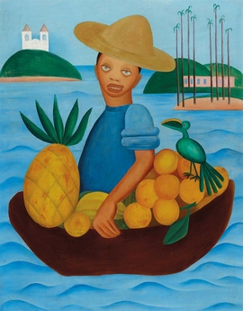 Featured image is reproduced from 'Tarsila do Amaral: Cannibalizing Modernism.'