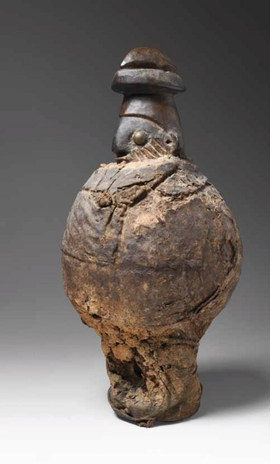 Featured image is reproduced from 'Teke: Ritual Figures'.