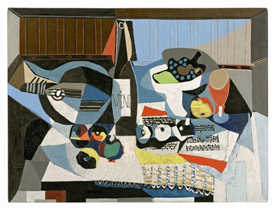 Thanksgiving inspiration in 'Picasso's Kitchen'