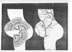 Featured image is reproduced from 'That Was the Answer: Interviews with Ray Johnson.' © The Ray Johnson Estate.