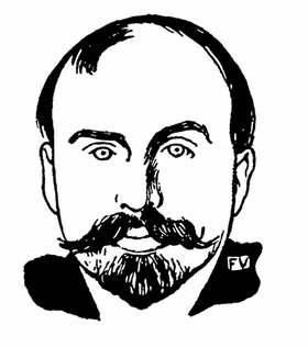 Featured image, of Marcel Schwob, is reproduced from <I>The Book of Monelle</I>.