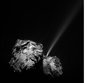 Featured image is reproduced from 'The Comet.'