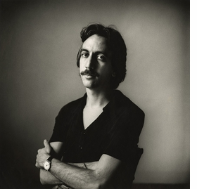 Portrait of Vince Aletti, © Peter Hujar Archive, is reproduced from 'The Disco Files.'