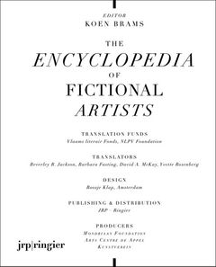 The Encyclopedia of Fictional Artists