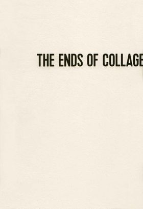 The Ends of Collage