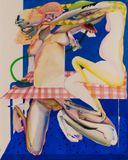 The first substantial monograph on rising painter Christina Quarles