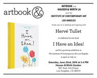 ICA Los Angeles presents Hervé Tullet Reading & Signing at Hauser & Wirth