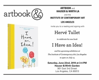 The ICA Los Angeles presents Hervé Tullet Reading & Signing at Hauser & Wirth