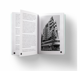 Featured image is reproduced from 'The Impossibility of Silence: Writing for Designers, Artists & Photographers'.