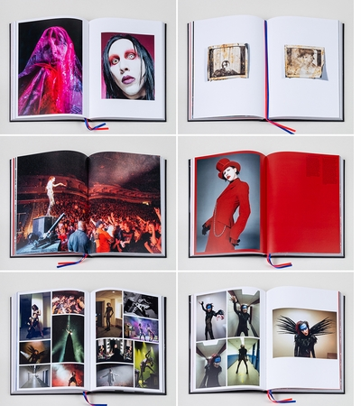 The joys of Hell on Earth in 'Marilyn Manson by Perou'